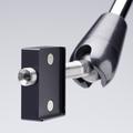 Support magnétique avec adaptateur pour support de mesure